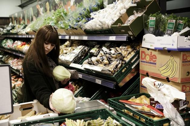 Dinamarca inaugura mercado de produtos vencidos (Crédito: Reprodução)