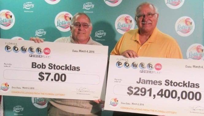 Irmãos ganham sorteio  (Crédito: Divulgação)