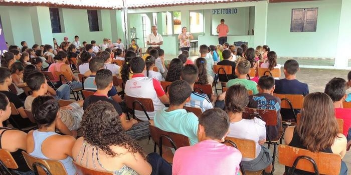 Município realiza Semana de Saúde na Escola