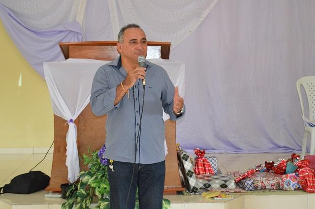 Bernildo Val participa de evento em comemoração ao Dia da Mulher