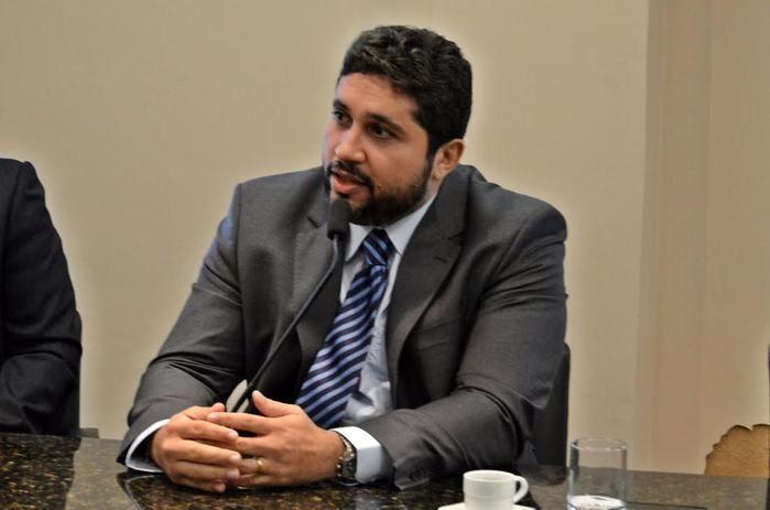 Paulo Rubens Parente Rebouça, presidente da APMP