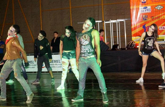Congresso tará curso, mostra e dança