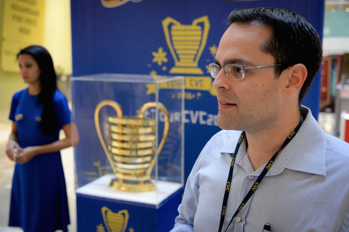 Alexandre Rodrigues (Crédito: João Allbert)