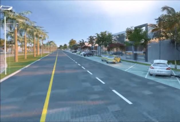 Cidade inteligente (Crédito: Reprodução)