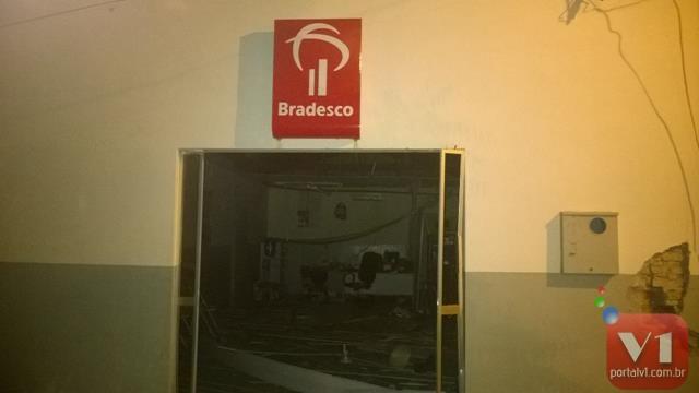 Bradesco (Crédito: Portal V1)