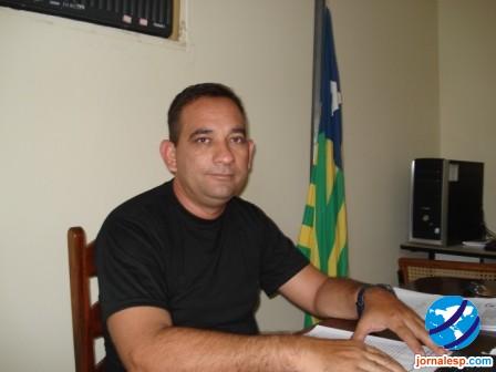 Capitão Luis Gonzaga Albuquerque (Crédito: Jornalesp)