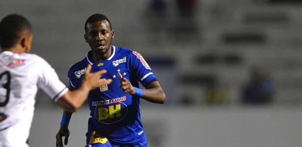 Allano, meia-atacante do Cruzeiro (Crédito: Mauro Horita/Light Press/Cruzeiro)