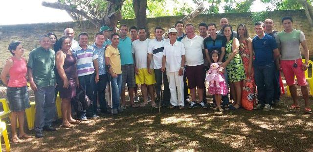 Reunião com Pré Candidatos Em Morro do Chapéu