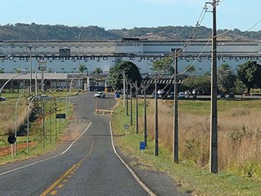 Complexo penitenciário da Papuda (Crédito: Reprodução)