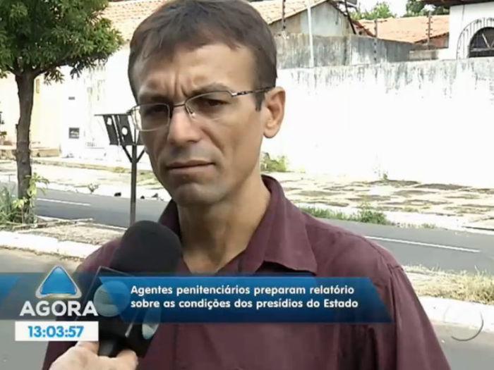 Vilobaldo Carvalho (Crédito: Reprodução TV Meio Norte)