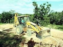Estrada que liga Monsenhor Gil/Bom Jardim recebe melhoramentos