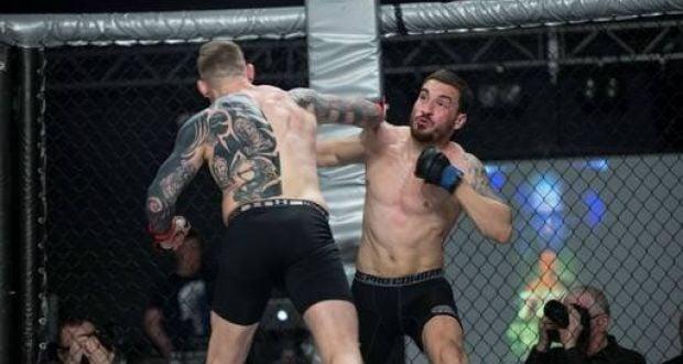 Lutador portugês de MMA morre após combate na Irlanda (Crédito: Reprodução)