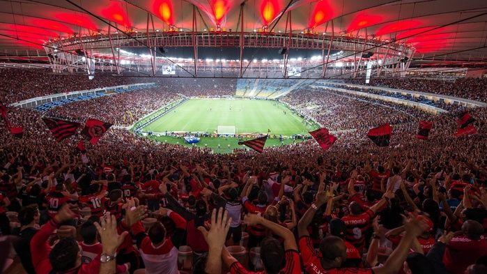 Torcida do Flamengo (Crédito: Reprodução)