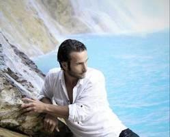Ex-ator pornô chama atenção por semelhança com Rodrigo Santoro