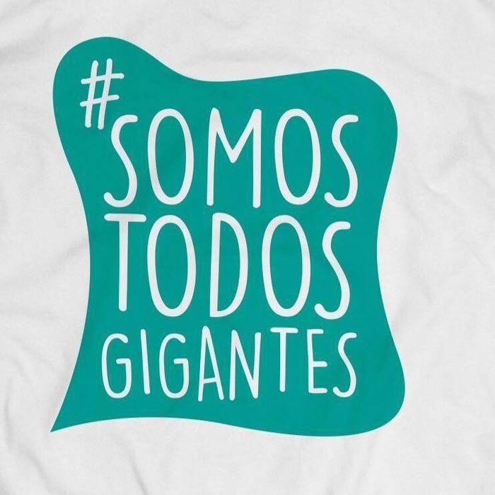 Campanha Somos Todos Gigantes.   (Crédito: Divulgação)