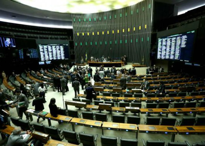 Deputados da Região Sul serão os primeiros a votar (Crédito: Agência Brasil )