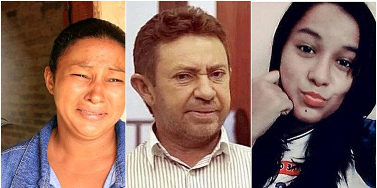"""Mãe de menor atropelada e morta por ex-prefeito: """"Quero justiça"""""""