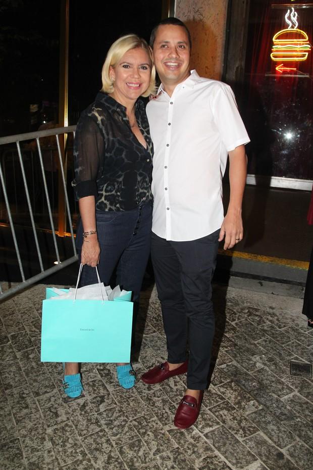Famosos vão ao aniversário de Bruno Gagliasso em SP (Crédito: Eduardo Martins / AgNews)
