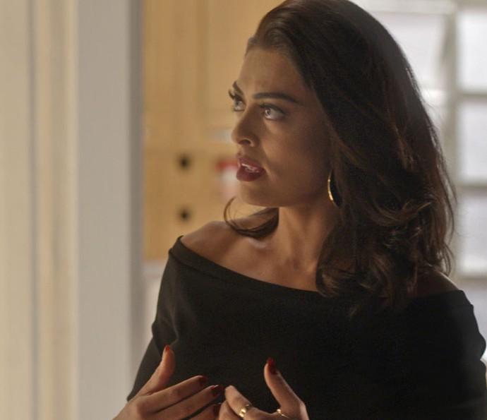 Carolina diz que fará fertilização para ter um filho