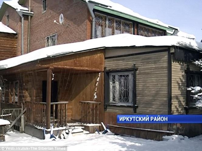 Casa alugada por Okasana