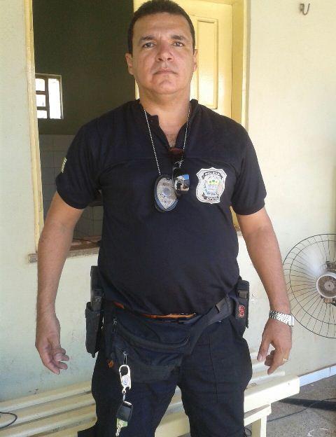 Investigador Gilson Ferreira (Crédito: Reprodução)