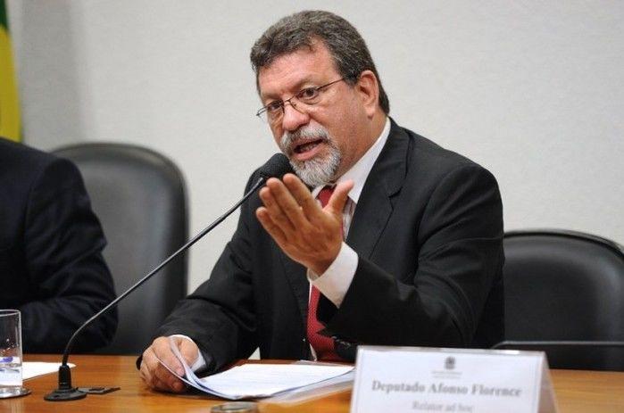 Deputado Afonso Florence (Crédito: Divulgação)
