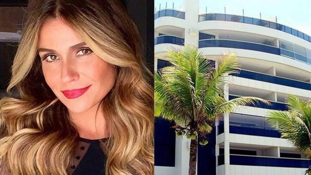 Giovanna Antonelli compra imóvel de R$ 5 milhões no Rio