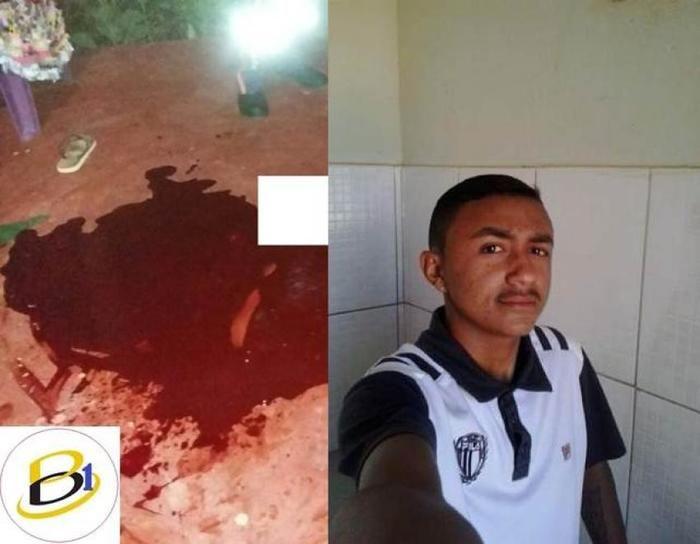Adolescente foi assassinado em bar  (Crédito: Divulgação)