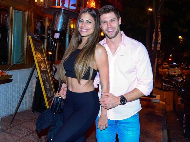 Mari Gonzalez e Jonas são namorados (Crédito: Divulgação)