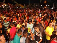 Público prestigia aniversario de 52 anos de Santo Inácio
