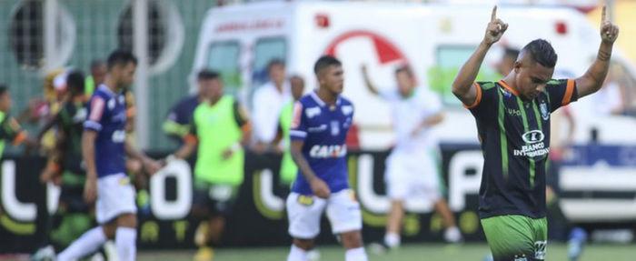 Atlético-MG vence líder Cruzeiro por 2 a 0