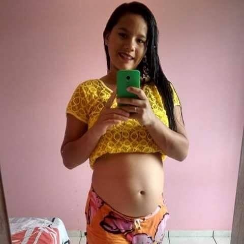 Jaqueline Rodrigues da Silva, de 22 anos (Crédito: Reprodução)
