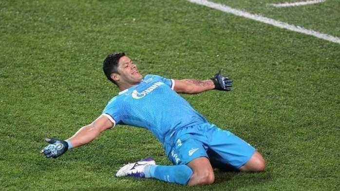 Hulk tem média de quase um gol por jogo contra próximo rival (Crédito: Reprodução)