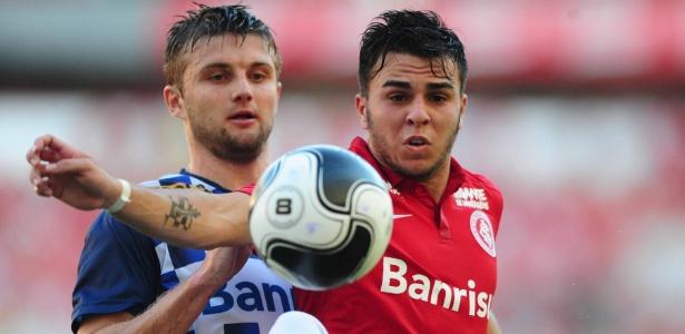 Internacional ficou no 0 a 0 com o São José-POA em pleno estádio Beira-Rio