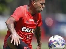 Presença de Emerson Sheik no time do Flamengo ainda é uma incógnita