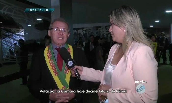 Assis Carvalho (Crédito: Reprodução/TV Meio Norte)