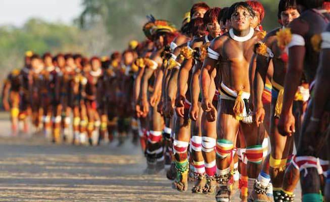 Semana dos povos indígenas (Crédito: Reprodução)