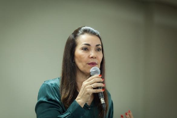 Margarete Coelho, vice-governadora