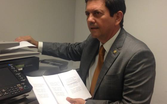 Deputado Otávio Leite (PSDB) (Crédito: Reprodução)