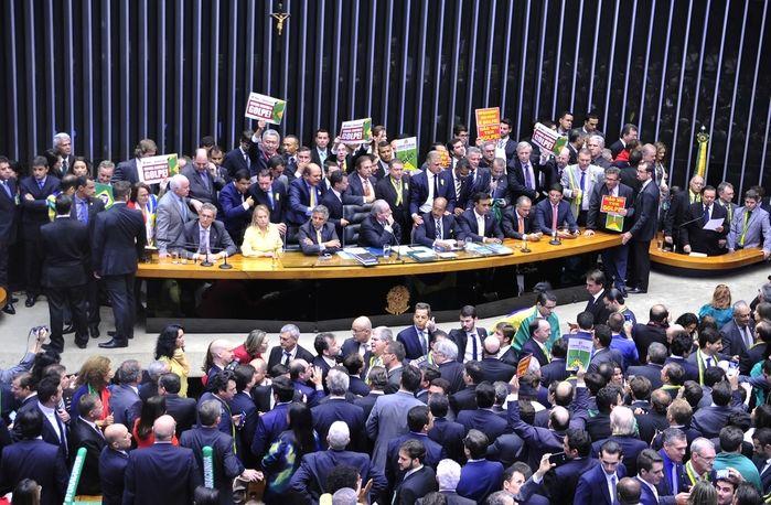 Bancada (Crédito: Maryanna Oliveira / Câmara dos Deputados)