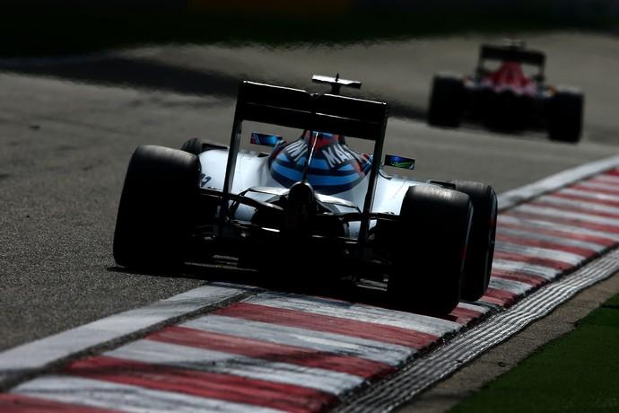 Felipe Massa (Crédito: Getty)