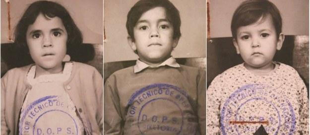 Crianças na era Ditadura Militar  (Crédito: BuzzFeed)