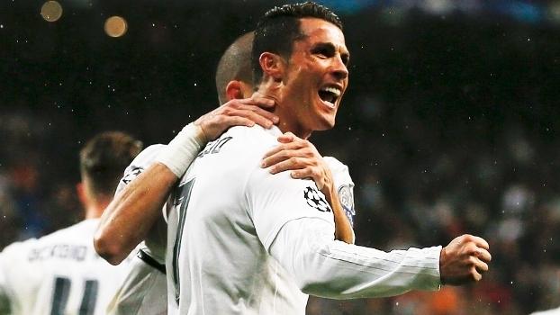 Cristiano Ronaldo (Crédito: EFE)