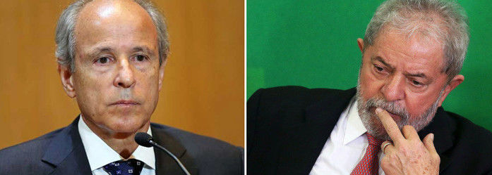 O pagamento de R$ 3,6 milhões para o ex-presidente Lula etre 2011 e 2014.