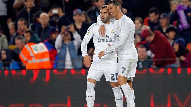 Cristiano Ronaldo virou o jogo (Crédito: Reprodução)