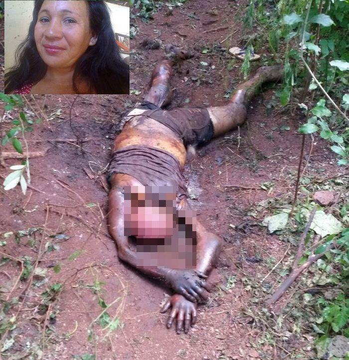 O corpo foi encontrado no município de Caraúbas