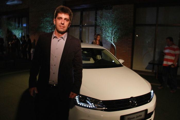 Diretor comercial da Alemanha Veículos, Erico Veiga (Crédito: Kelson Fontinele)