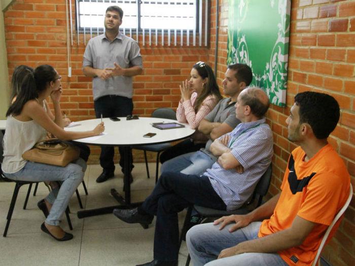 Reunião Unonovafapi (Crédito: Gabriel Paulino )