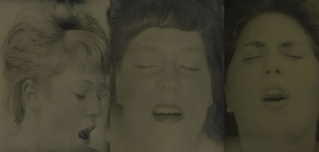 Confira 13 imagens que mostram como é um orgasmo feminino