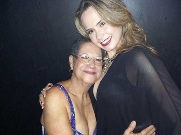 Ex-BBB Geralda e Ana Paula (Crédito: Reprodução )